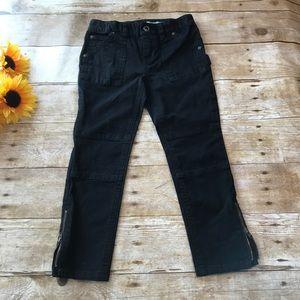 Ralph Lauren Girls Black skinny jeans. Size 5